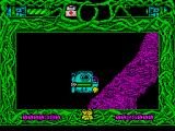 Rescue from Atlantis ZX Spectrum There are underground caverns and corridors to be found and explored