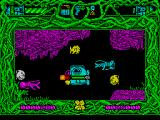 Rescue from Atlantis ZX Spectrum This part of the game is really a very big maze that will take ages to explore.