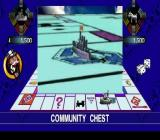 Monopoly PlayStation A cinematic showing the players peice moving over the board.