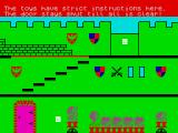 Rupert and the Toymaker's Party ZX Spectrum Each screen is introduced with a rhyme.