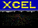 Xcel ZX Spectrum Loading screen