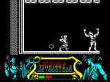 Strider ZX Spectrum This guy is tougher than the normal soldiers,