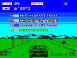 OutRun ZX Spectrum Controls screen