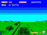 OutRun ZX Spectrum Stomp the gas only 22 seconds left