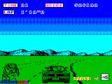 OutRun ZX Spectrum Not going to make second stage - more traffic