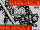Golden Basket ZX Spectrum This screen displays while the game loads