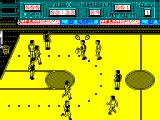 Golden Basket ZX Spectrum At last! The blacks have got the ball back