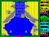 Toobin' ZX Spectrum Down through the rapids