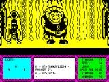 Heavy on the Magick ZX Spectrum A monster has entered the room.
