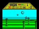 T-Bird ZX Spectrum After wave 1 has been cleared the player mus face a series of snowball like things