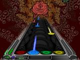 Rhythm Zone Windows Background visuals are dynamically generated. Here a rose...