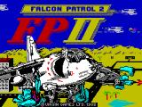 Falcon Patrol II ZX Spectrum Loader screen