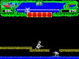 Vixen ZX Spectrum Part C starts with bridges and jumping straight away.