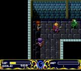 Ruin: Kami no Isan TurboGrafx CD Castle dungeon exploration