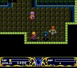 Ruin: Kami no Isan TurboGrafx CD Sewers. Another typical location