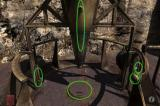 Riven: The Sequel to Myst iPhone Shake your device to show all hotspots at any given location.