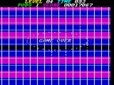 P.O.D.: Proof of Destruction ZX Spectrum End of the road.  After the 'Game Over' message the game takes the player back to the