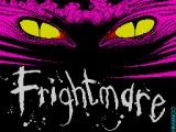 Frightmare ZX Spectrum Loading screen