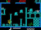 Frightmare ZX Spectrum Firing the gun