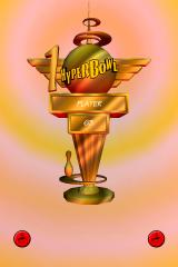 HyperBowl Arcade Edition iPhone Trophy screen