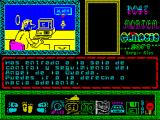 Post Mortem ZX Spectrum You have entered the control  and monitoring room of the Guardian Angels.