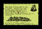 Willow Commodore 64 Click on keywords to go to that part of the game