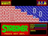 Streaker ZX Spectrum Ready when you are
