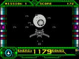 Galaxy Force II ZX Spectrum Enemy fighters ahead
