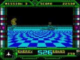 Galaxy Force II ZX Spectrum Level 3 is a more tasteful colour