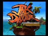Jak and Daxter: The Precursor Legacy PlayStation 2 Title Screen