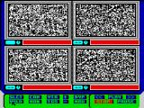 Hacker II: The Doomsday Papers ZX Spectrum Nothing on the screens yet