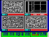 Hacker II: The Doomsday Papers ZX Spectrum Managed to get a top-down view