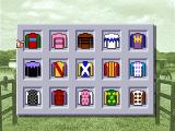 Derby Stallion PlayStation Choose the colors of your jockey