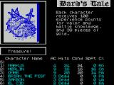 Tales of the Unknown: Volume I - The Bard's Tale ZX Spectrum (the magicians left a nice surprise)