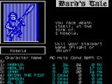 Tales of the Unknown: Volume I - The Bard's Tale ZX Spectrum Then the remaining members are attacked by a single Kobold