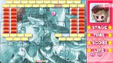 Hello Kitty to Issho! Block Crash 123!! PSP Here, you have to get a certain length of combo to clear the stage.