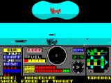 PHM Pegasus ZX Spectrum Kabooom! The target disappears in a blood red haze.