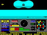 PHM Pegasus ZX Spectrum Even in the demo mode the Pegasus get sunk