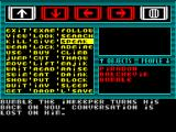 Majik ZX Spectrum ... well apparently not. Piradon must go off exploring further afield, there does not look to be anything for him here