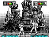 HKM ZX Spectrum Game on!. Kwon only needs 3 knock downs - this should be easy