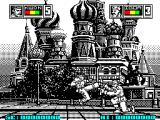 HKM ZX Spectrum The characters are very nicely drawn and well animated