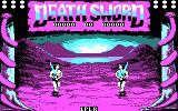 Death Sword DOS Let the games begin