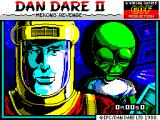 Dan Dare II: Mekon's Revenge ZX Spectrum This screen is displayed as the game loads