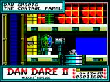 Dan Dare II: Mekon's Revenge ZX Spectrum Some targets must be destroyed to open doors etc