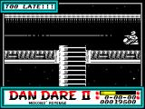 Dan Dare II: Mekon's Revenge ZX Spectrum This is a time limited puzzle. Dan mist do what he's gotta do before the timer runs out or else the mission is over
