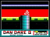 Dan Dare II: Mekon's Revenge ZX Spectrum If Dan can get here when there's still time to do something ...
