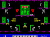 Moonlight Madness ZX Spectrum But there is a way to change the platforms so that the player can progress
