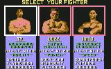 Pit-Fighter Commodore 64 Pick your poison