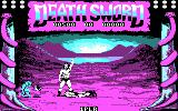 Death Sword DOS The little frog guy (stagehand?)