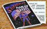 Superman: The Man of Steel Commodore 64 Title Screen